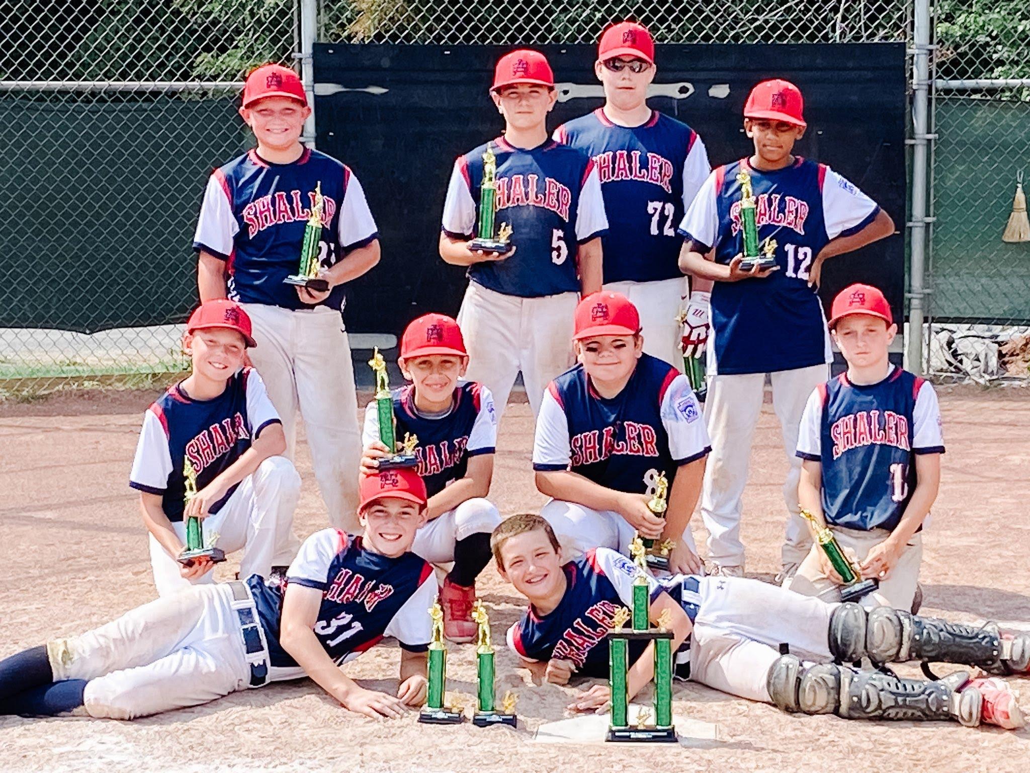 12U Team wins Riverside Tournament