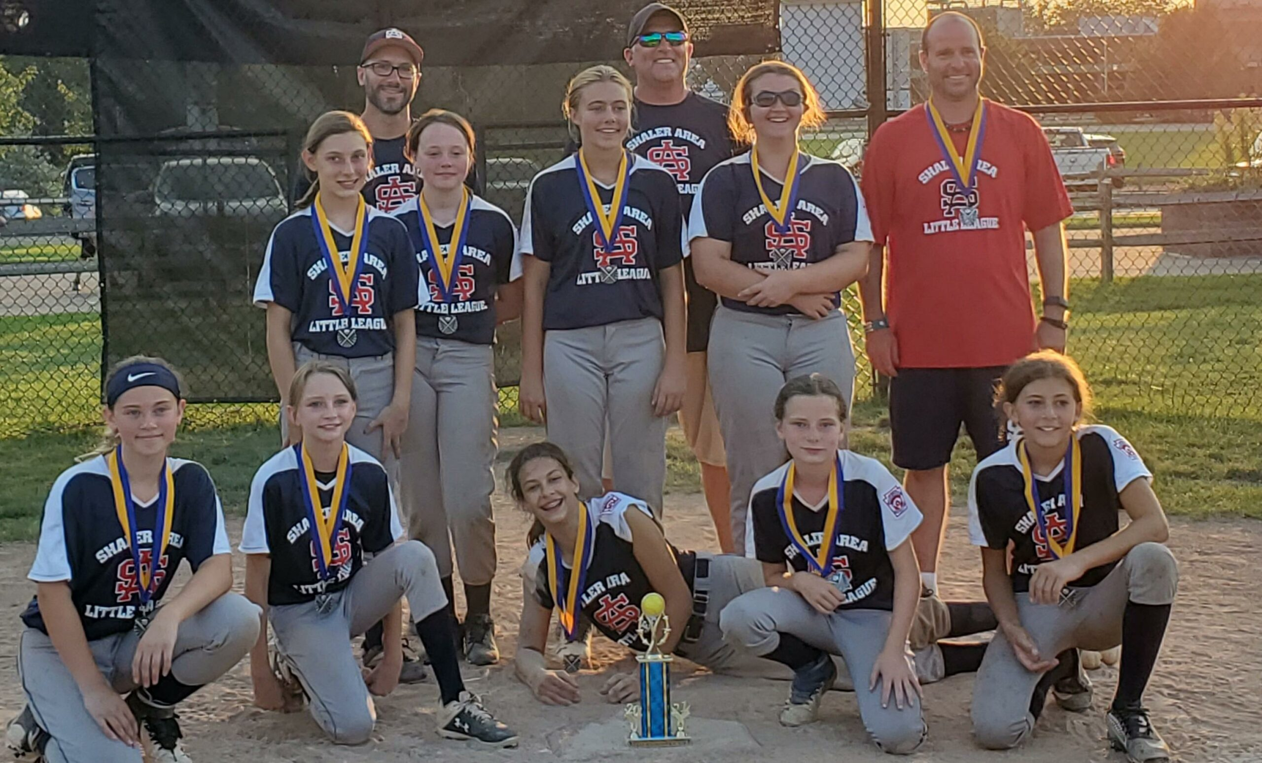 12U Fastpitch Teams places 2nd in Hampton Tournament