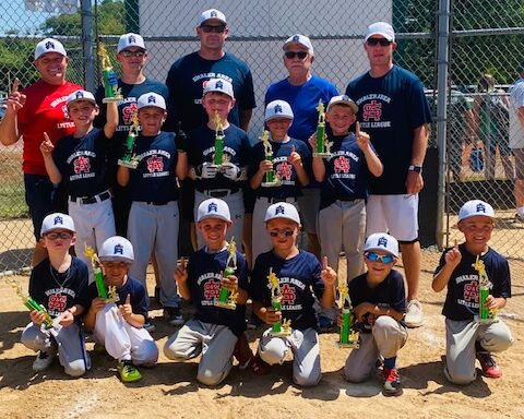 7U Tournament Team Wins Pine Richland Tournament