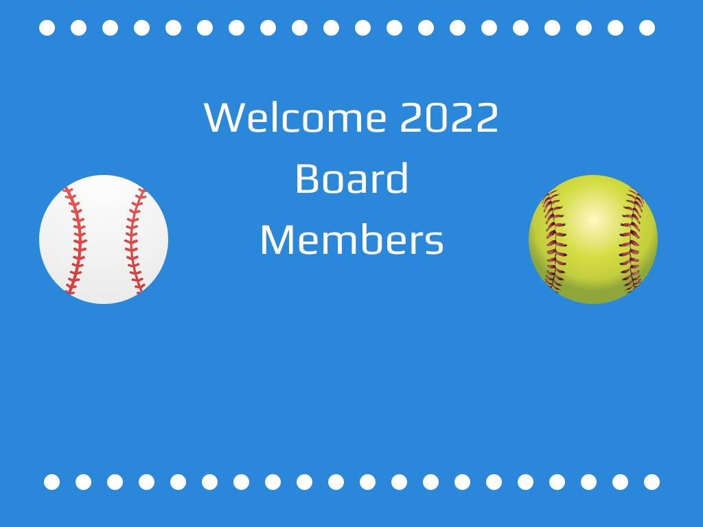 2022 Season Board Elections